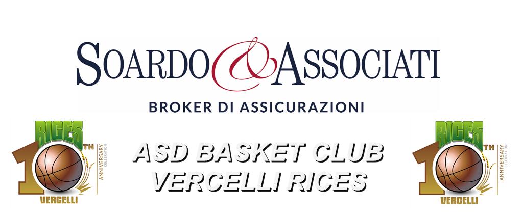 09/10/2017 – Soardo e Associati anche per il 2018 sarà sponsor dei Rices!