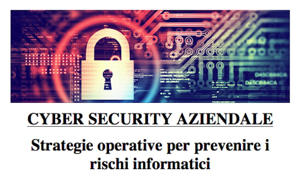29/11/2017 – Soardo e Associati organizza convegno sul Cyber Risk